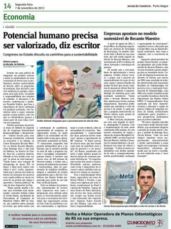 Potêncial humano precisa ser valorizado, diz o escritor Donaldo Schüler