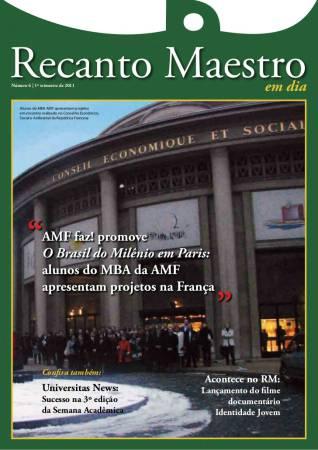 Recanto Maestro em Dia - 6a edição