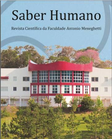 Revista Saber Humano - 3ª edição