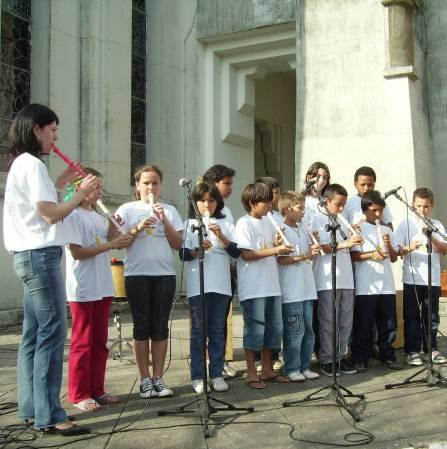 Projeto Flauta: música e formação humana