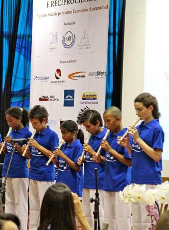 Projeto Flauta Na Educação Musical: Um Estudo Com Entrevistas Em São João Do Polêsine (RS)