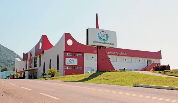 AMF é a terceira melhor faculdade do Rio Grande do Sul