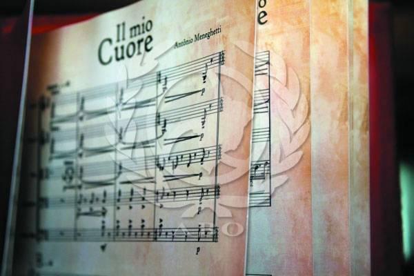 A música como ordem de vida