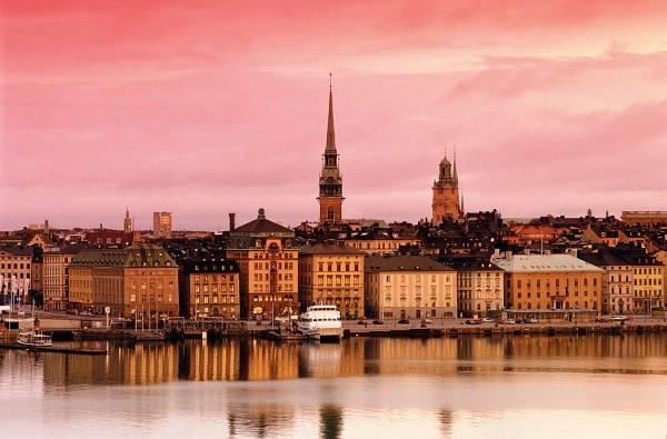 XIII Congresso Europeu de Psicologia na Suécia
