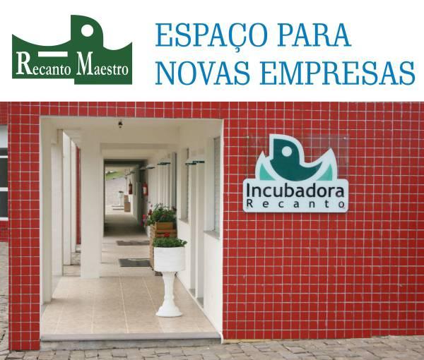 Inauguração oficial da Incubadora Recanto