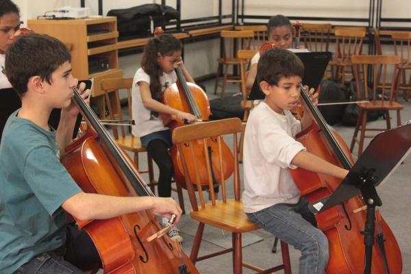 Orquestra Jovem inicia atividades no Recanto Maestro