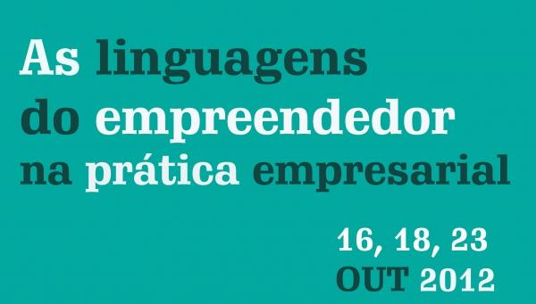 As linguagens do empreendedor na prática empresarial