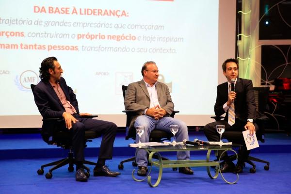 Aula Magna com Arri Coser e Paulo Geremia
