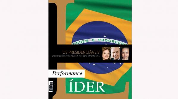 Revista Performance Líder publica edição especial com os presidenciáveis