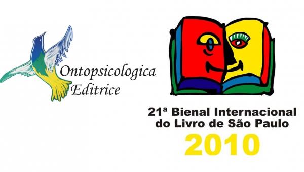 Ontopsicologica Editrice na 21ª Bienal Internacional do Livro de São Paulo