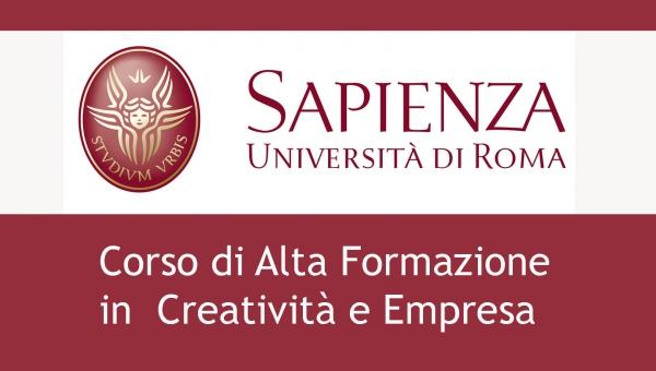 Ontopsicologia no curso de Alta Formação em Criatividade e Empresa da prestigiosa Universidade La Sapienza de Roma
