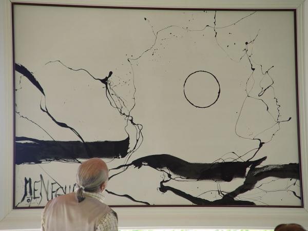 OntoArte em Milão: uma grande Arte, um grande Maestro