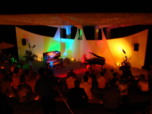 Concertos do Maestro Antonio Meneghetti no Brasil