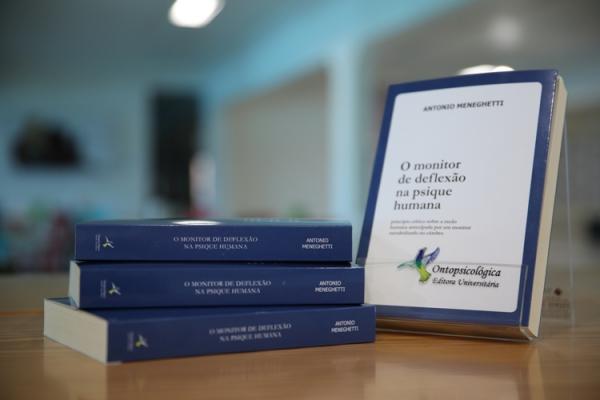 Nova edição do livro Monitor de deflexão