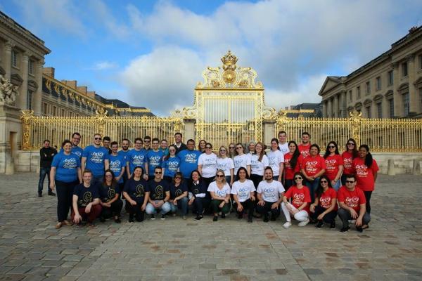 AMF 10 anos em Paris