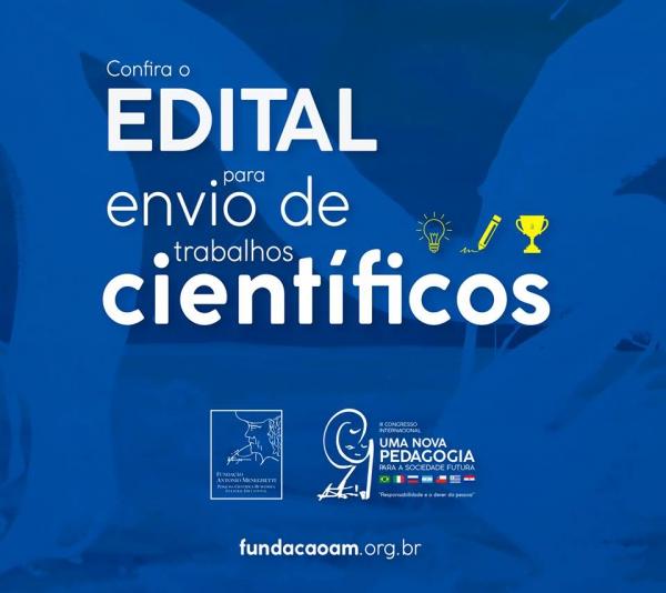 III Congresso Internacional - Uma Nova Pedagogia para a Sociedade Futura